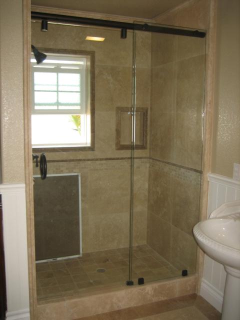 Shower Enclosures Hydroslide White Plains Glass Amp Mirror