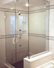 Shower Enclosure Frameless 11
