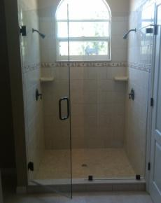 Shower Enclosure Frameless 12