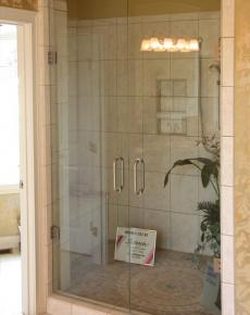 Shower Enclosure Frameless 13