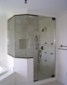 Shower Enclosure Frameless 15