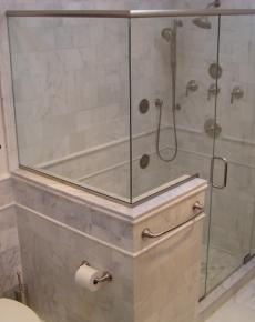 Shower Enclosure Frameless 16