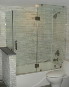 Shower Enclosure Frameless 17