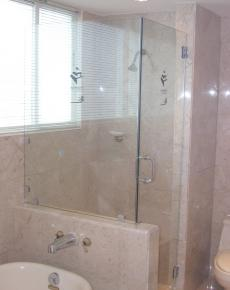 Shower Enclosure Frameless 18
