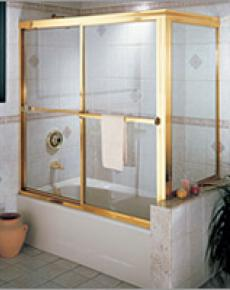 Shower Enclosure Framed 1