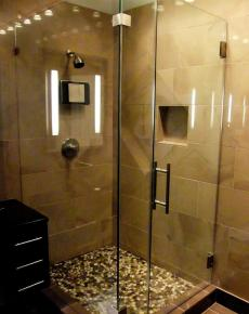 Shower Enclosure Frameless 01