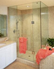 Shower Enclosure Frameless 20