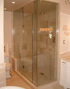 Shower Enclosure Frameless 21