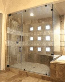 Shower Enclosure Frameless 2