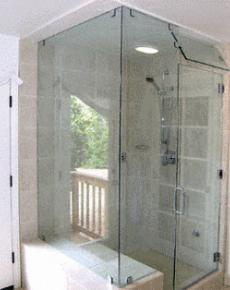Shower Enclosure Frameless 3