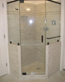 Shower Enclosure Frameless 4