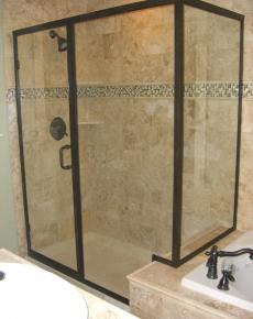 Shower Enclosure Framed 4