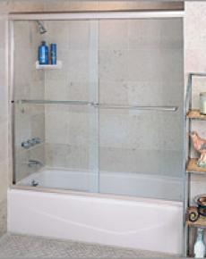 Shower Enclosure Semi-Frameless 5