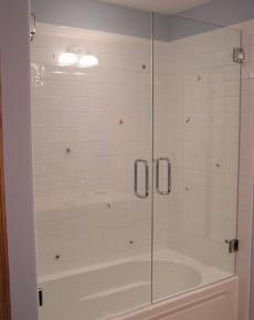 Shower Enclosure Frameless 5