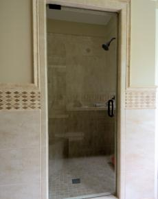 Shower Enclosure Frameless 6