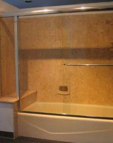 Shower Enclosure Semi-Frameless 6